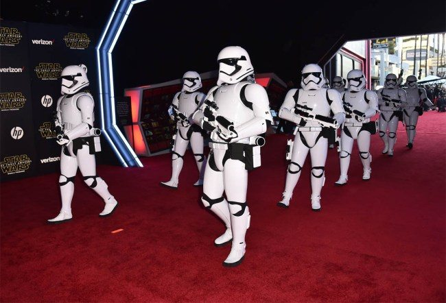 Star Wars: The Force Awakens: World Premiere