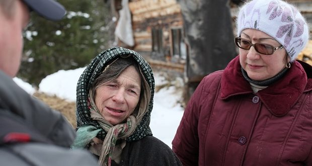 Siberia Woman Who Lived Her Entire Life in Wilderness Airlifted to Hospital