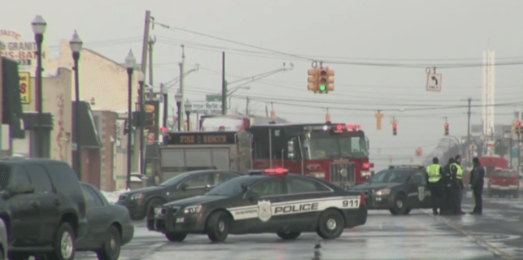 Man in Custody After Shooting at Officers during Standoff in Warren, Michigan