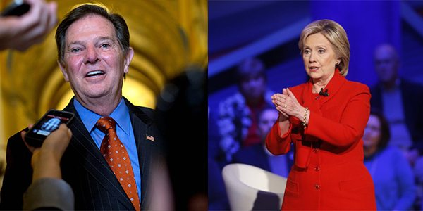 Tom DeLay Says FBI Ready to indict Hillary Clinton