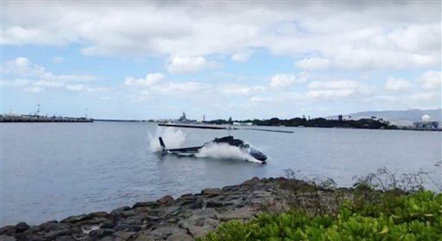 Teen Passenger Dies After Pearl Harbor, Hawaii Helicopter Crash