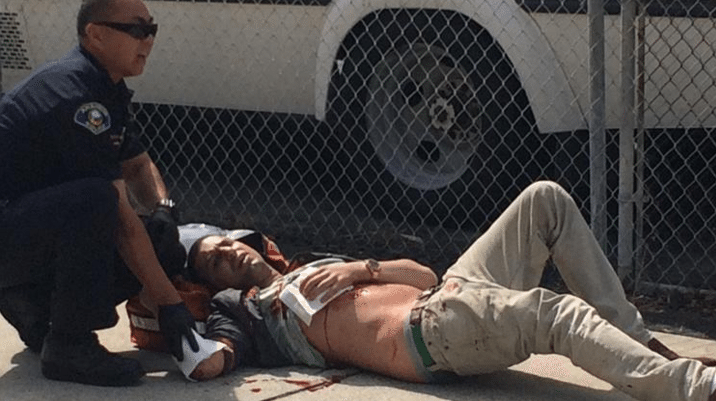 Multiple People Stabbed at Ku Klux Klan Rally in Anaheim, California