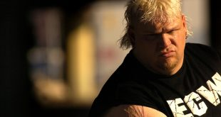 Former Wrestler Axl Rotten, Died of Drug Overdose in McDonald's Bathroom