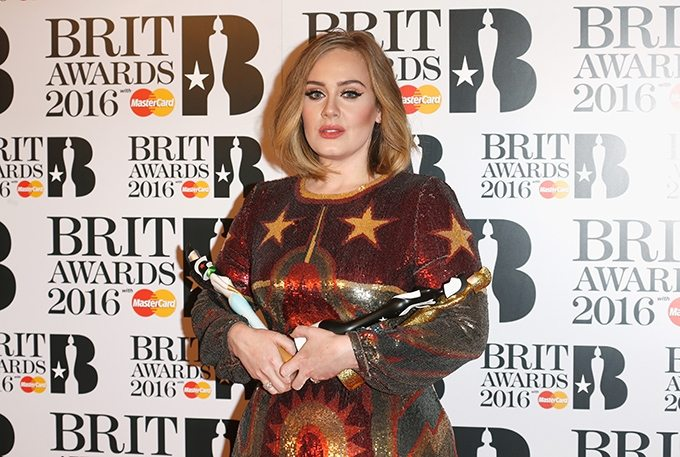 BRIT Awards 2016 Winners, Performances: Adele Gets 4 Trophies [WATCH] Full List