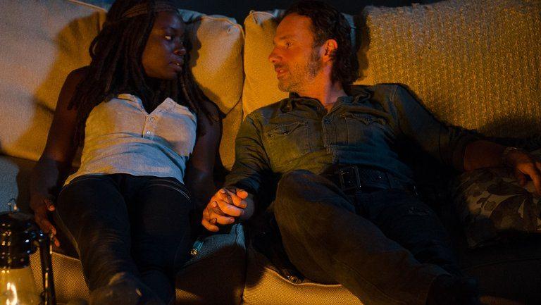 'The Walking Dead' Recap: Season 6 Episode 10 - New Power Couple in Alexandria