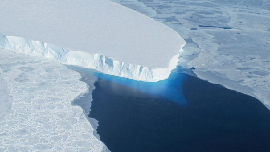 West Antarctic Ice Sheet Could Collapse, Causing Sea Level to Rise