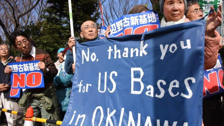 Okinawa Prefecture: US Navy Sailor Arrested in Japan on Suspicion of Rape