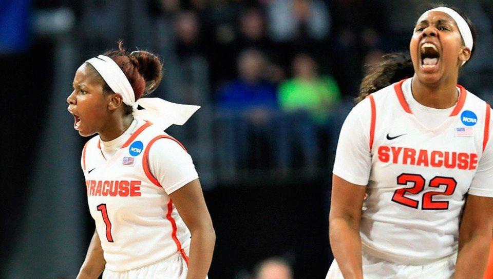 Syracuse Orange Beats Tennessee to Reach Final Four Women's NCAA