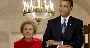 Barack Obama to Skip Nancy Reagan's Funeral to Attend South by Southwest