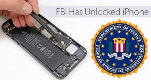 FBI Unlocked San Bernardino Shooter's iPhone; Drops Apple Case