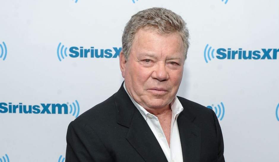 William Shatner Gets Hit With $170 Million Paternity Lawsuit