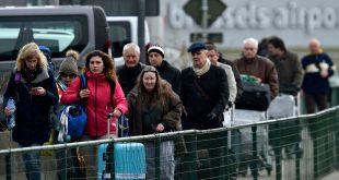 Hundreds of Passengers Stranded After Brussels Attacks