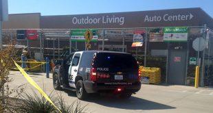 Gunman Walks Into Kaufman, Texas Wal-Mart, Kills Neighbor Working There, Then Shoots Himself