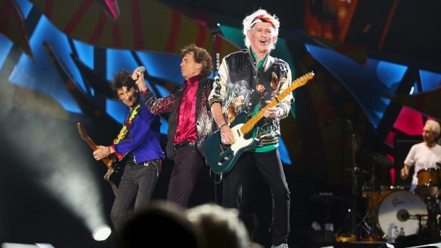 Rolling Stones First Ever Performance In Cuba