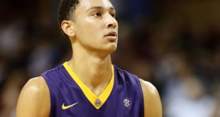 LSU Freshman Star Ben Simmons Ruled Ineligible for Wooden Award