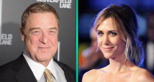 John Goodman's Vows to Never Speak to Kristen Wiig After Embarrassing Encounter