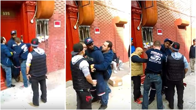 Brooklyn, New York: Black Male Postal Worker Handcuffed By NYPD While On Postal Route