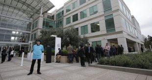 Dead Body Found at Apple's Headquarters in Cupertino, California