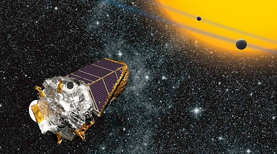 NASA Spacecraft Kepler Goes Into Emergency Mode 75 Million Miles From Earth