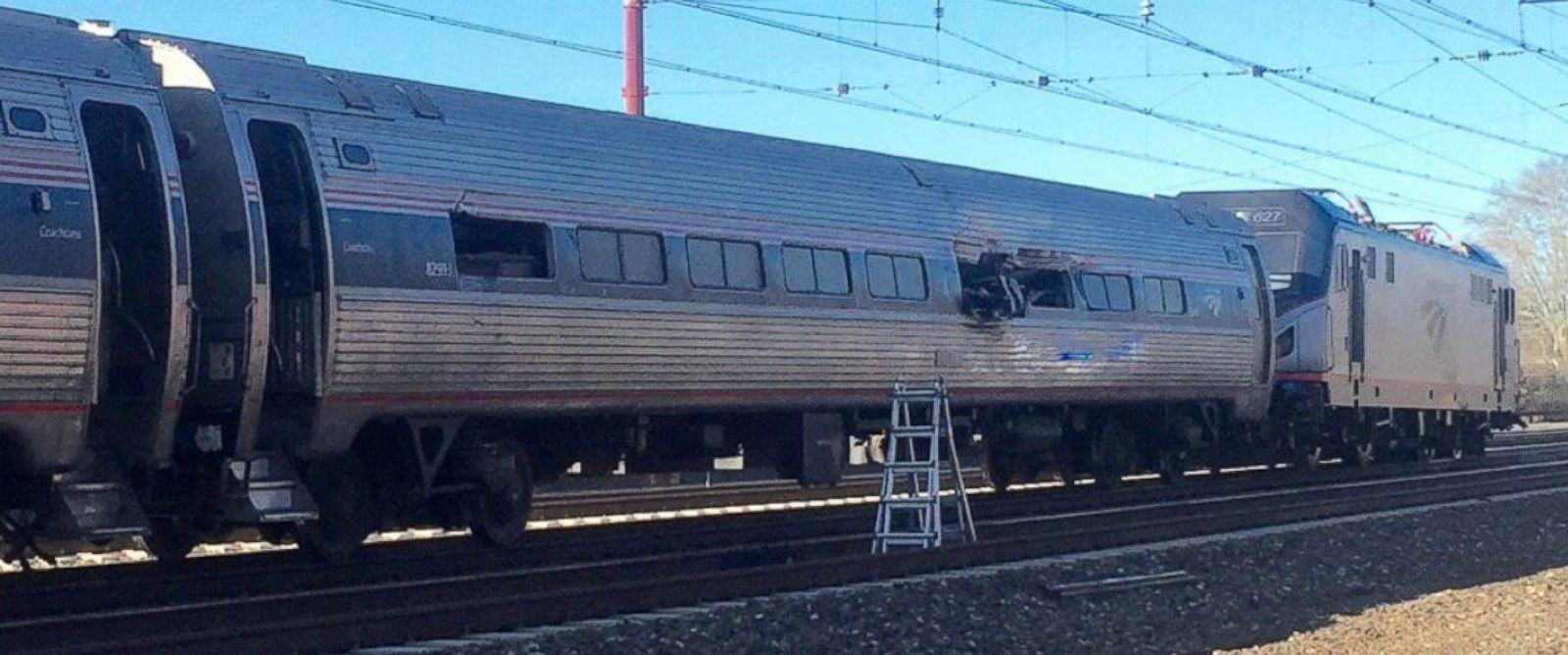 2 Dead After Amtrak Train Derails Near Philadelphia