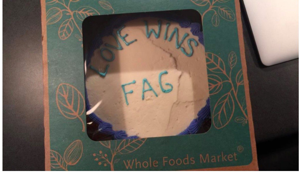 Pastor Sues Austin Whole Foods Market for Allegedly Writing Homophobic Slur on Cake