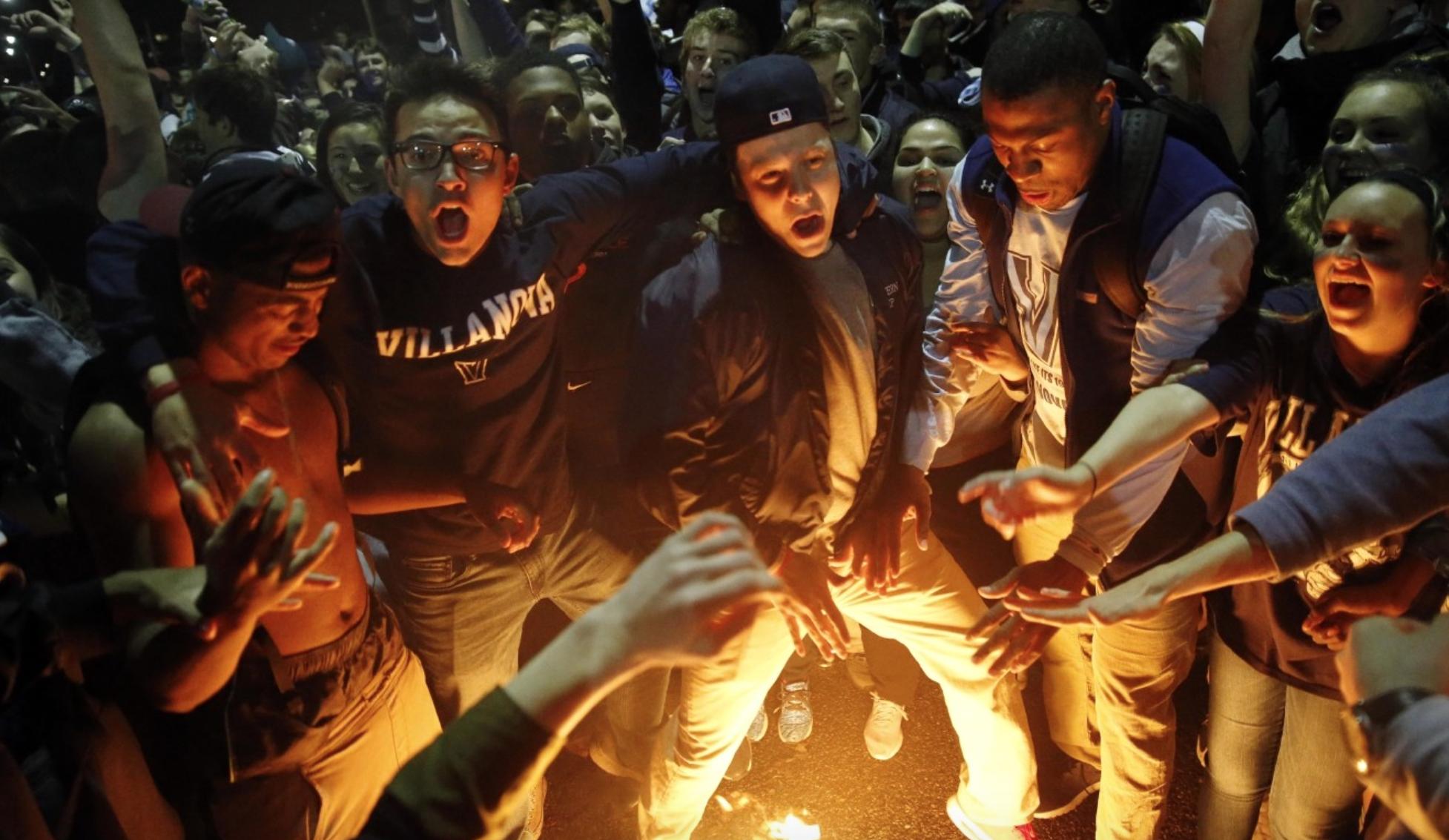 Villanova University Cancels Classes After NCAA Basketball Championship Win