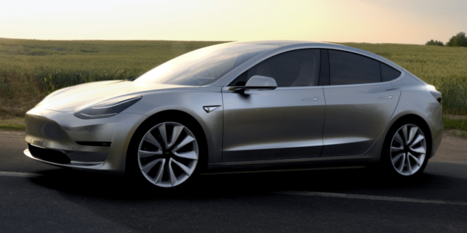Tesla Has Received 325,000 Preorders for Tesla Model 3