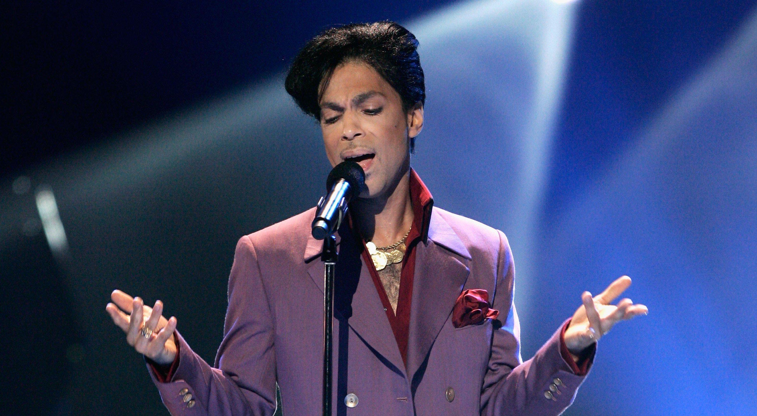 Prince Treated for Drug Overdose After Emergency Landing Last Week