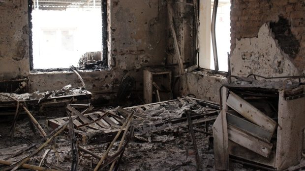 Pentagon Reprimands 16 Service Members for Failures Leading to Attack on MSF Hospital in Afghanistan