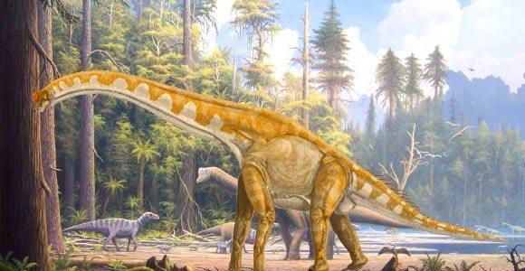Dinosaurs Left Europe During Early Cretaceous Period, Study Finds