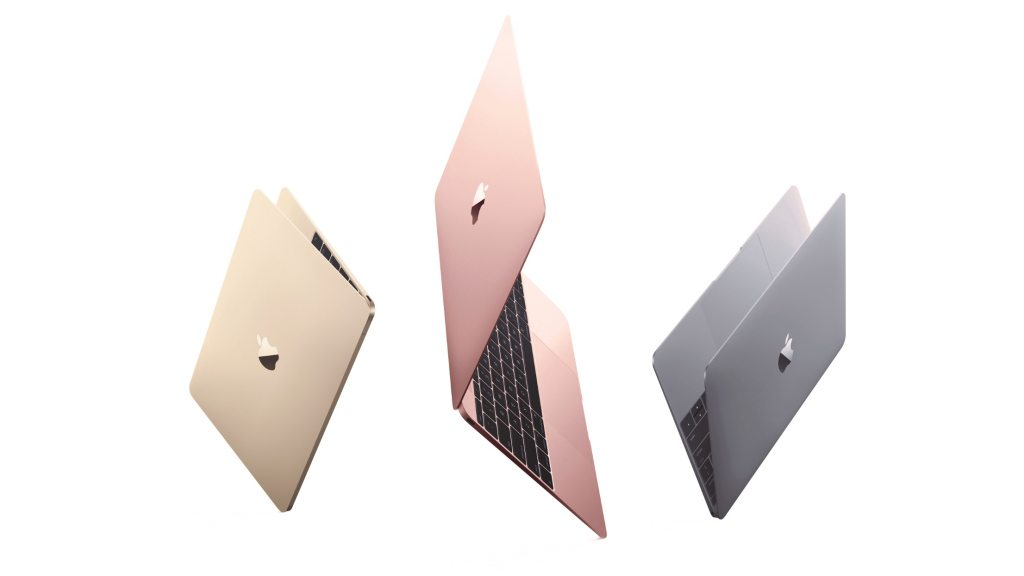 Apple Releases 12-inch MacBooks with Skylake Processors, New Rose Gold Option