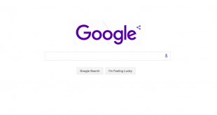 Google Doodle Honors Prince With a Virtual Purple Rain