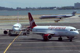 Alaska Air Close to $2 Billion Deal For Virgin America