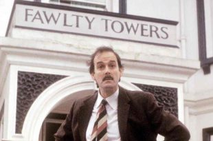 Hotel That Inspired John Cleese TV Sitcom 'Fawlty Towers' Demolished