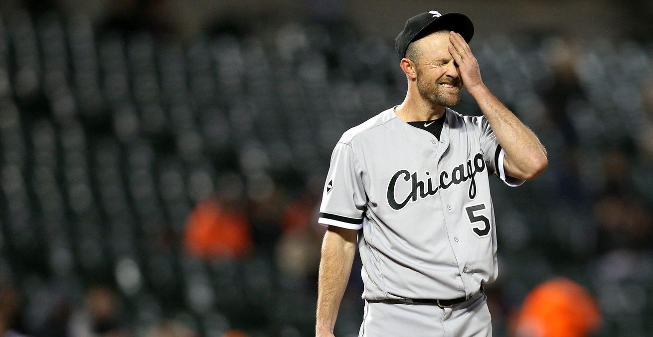 Chicago White Sox Release Struggling Veteran John Danks
