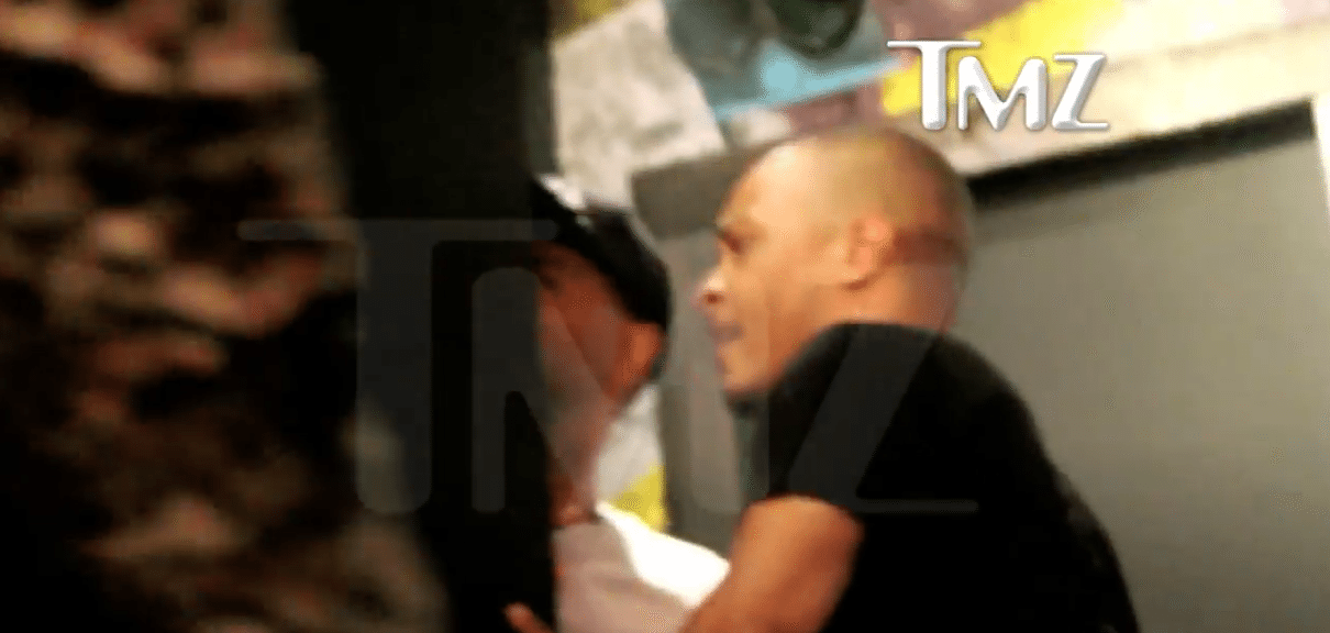 VIDEO T.I. Reacting to Shooting at Irving Plaza, New York City