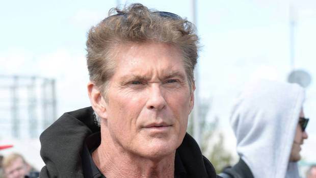David Hasselhoff Claims He Has Less Than $4,000 to His Name, Seeks Lower Alimony Payments
