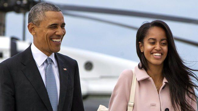 Malia Obama To Attend Harvard In 2017