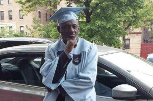Former Harlem Drug Dealer Graduates From Columbia University