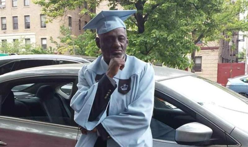 Former Harlem Drug Dealer Graduates From Columbia University