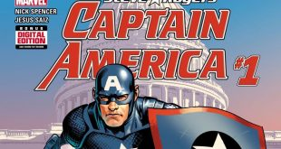 Marvel Releases New Series Revealing Captain America as Hydra Agent