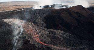 Kīlauea: 2 Lava Flows Emerge From Hawaiian Volcano