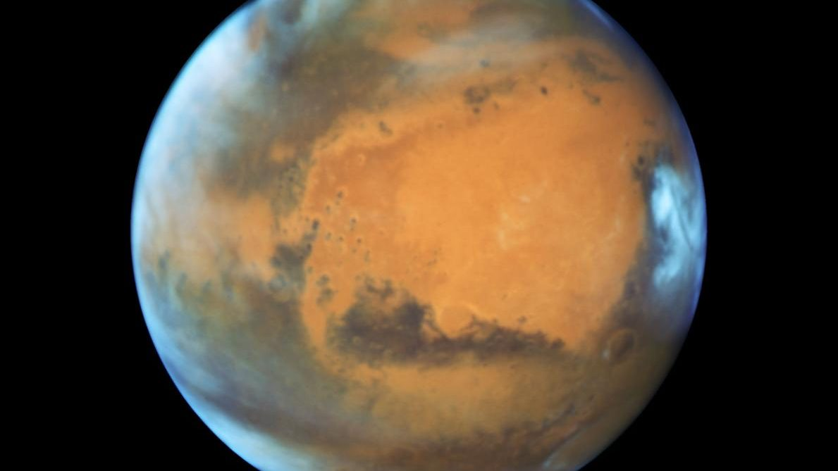 Mars Comes Into Opposition, Will Be Closest to Earth for 1st Time Since 2005