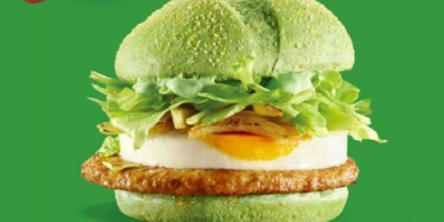 McDonald's Releases Special Sandwiches in Asia as Part of 'Angry Birds' Promotion