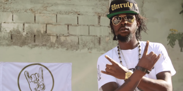 VIDEO Popcaan Arrested in Antigua After Altercation With Police