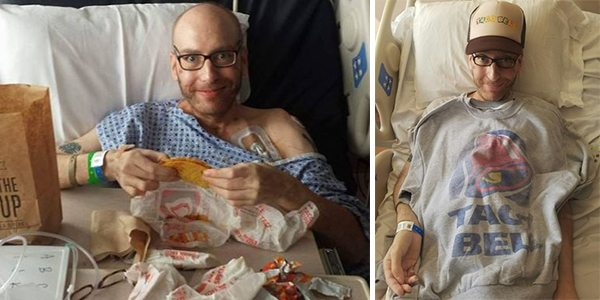 Florida Man Asks for Taco Bell After Waking Up From 48-Day Coma