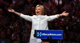 Hillary Clinton Makes History, Declares Win In Democratic Race