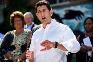 Paul Ryan Calls Donald Trump's Attack on Judge 'Racist,' but Backs Him Still