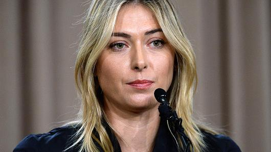 Maria Sharapova - Rags to Riches to Doping Shame, Banned For 2 Years by ITF