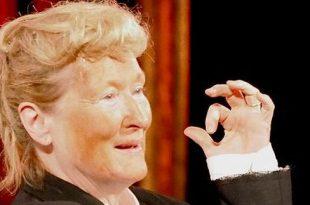 VIDEO Meryl Streep Impersonates Donald Trump at NY Public Theater Gala